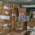 Garage plein solution box de stockage